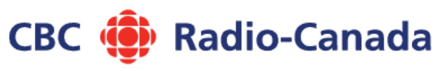 CBC Radio Canada Logo Colour